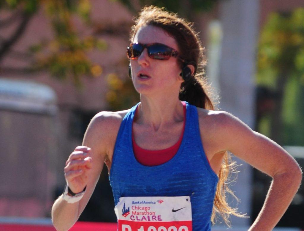 claire bartholic chicago marathon