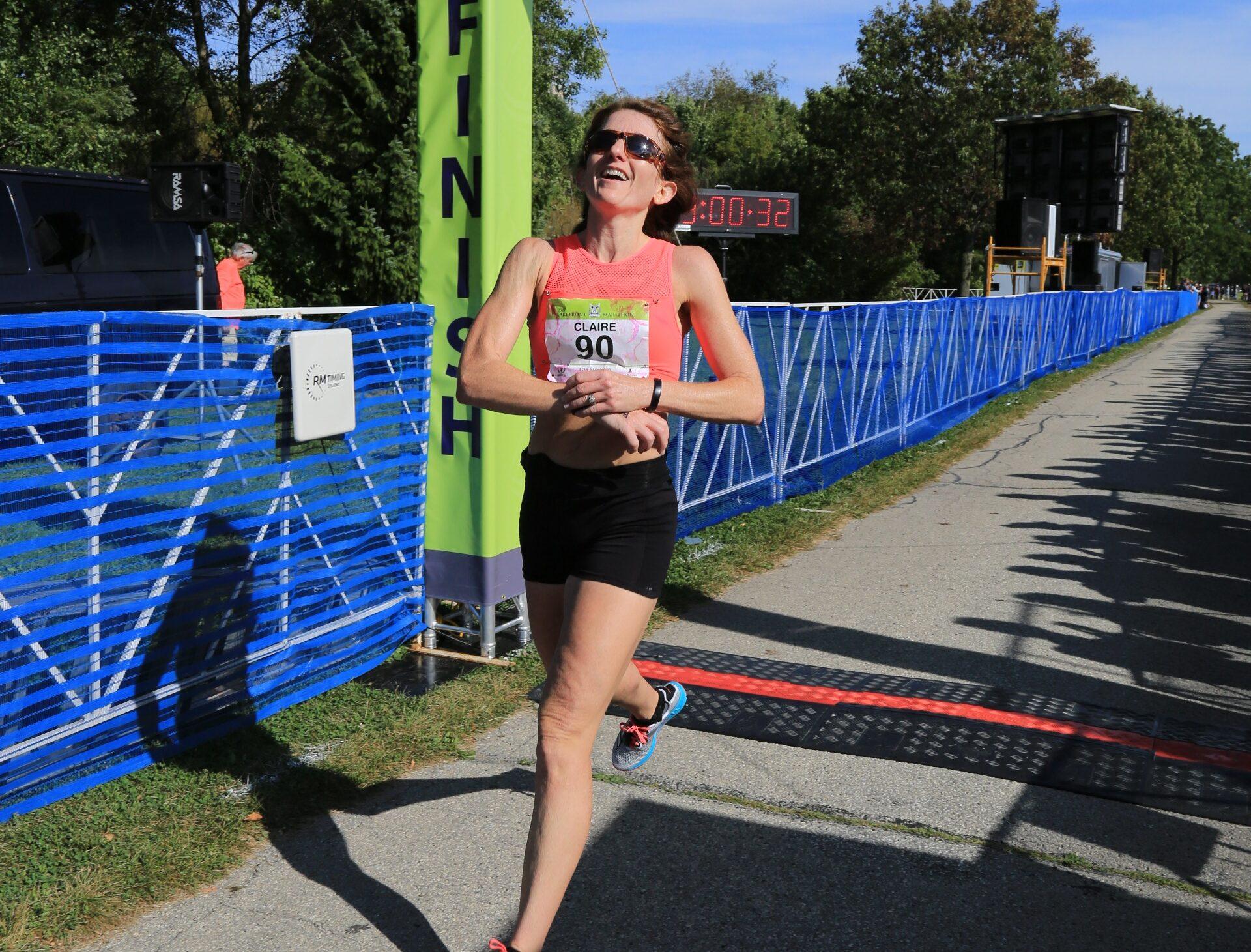 marathon goal