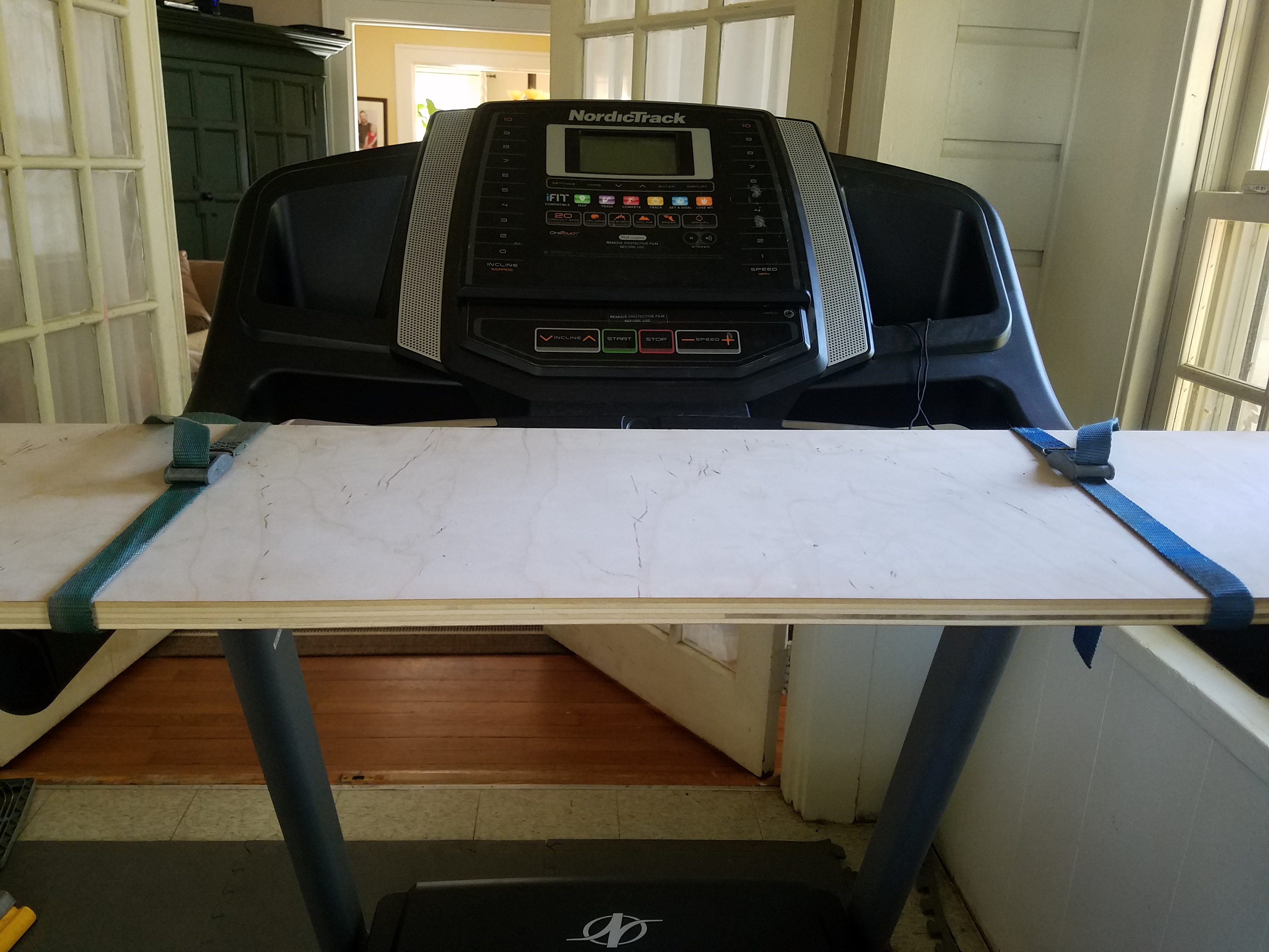 treadmill blog img rose desk under site my archive george
