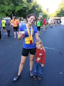 half marathon, running, lose weight