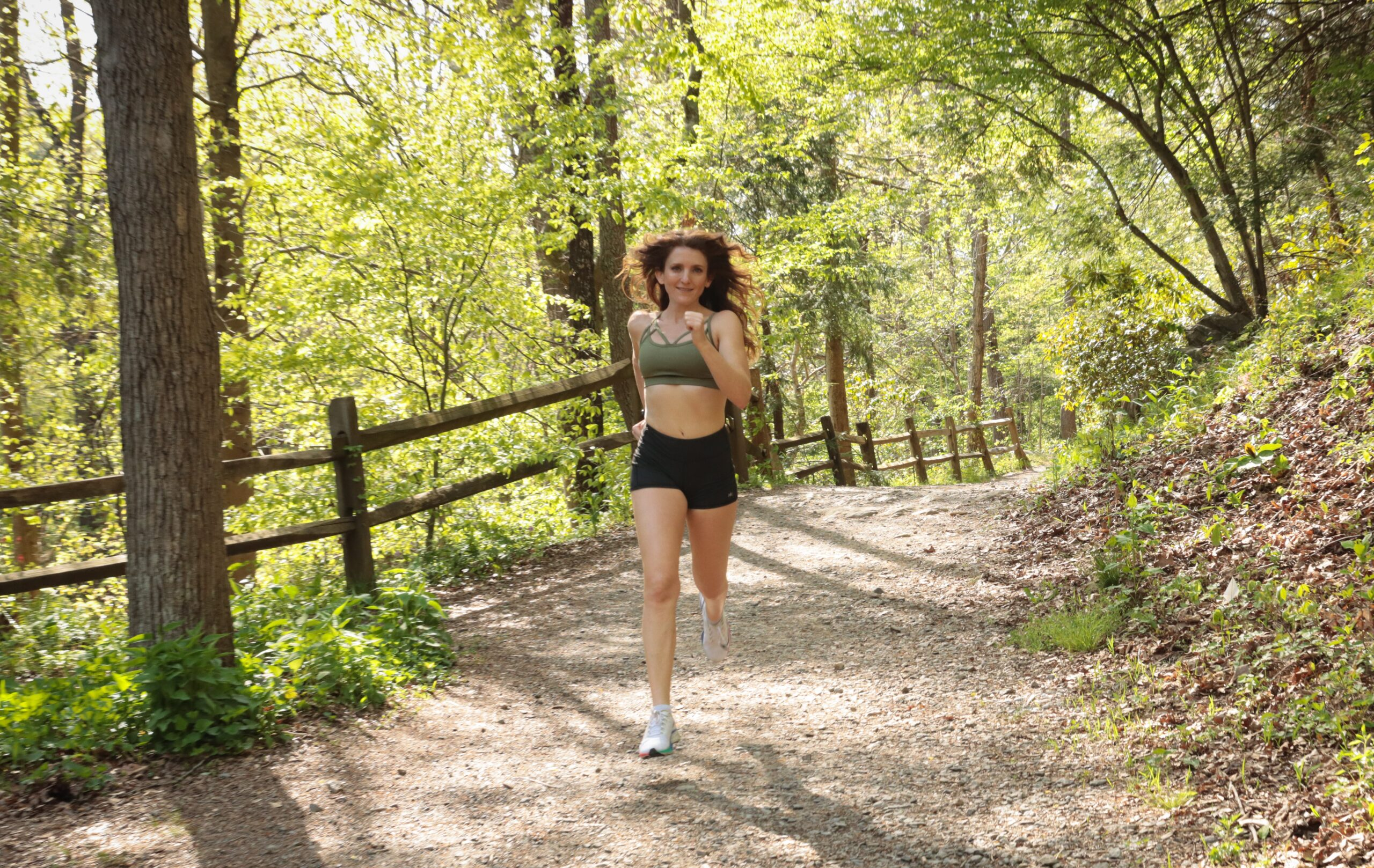 claire bartholic easy running